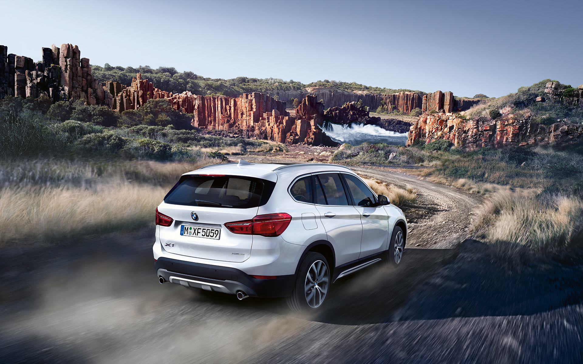 bmw x series x1 2015 wallpaper 10